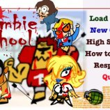 Скриншот Zombie School