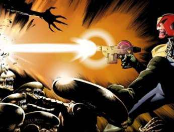 Бэтмен против Чужого?! Безумные комикс-кроссоверы сксеноморфами