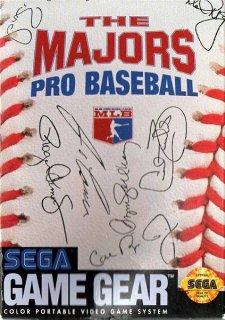 The Majors Pro Baseball