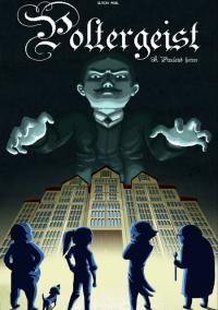 Обложка Poltergeist: A Pixelated Horror