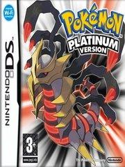 Обложка Pokemon: Platinum