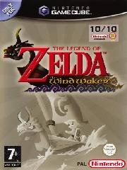Обложка The Legend of Zelda: The Wind Waker
