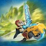 Скриншот LEGO Legends of Chima: Laval's Journey – Изображение 5