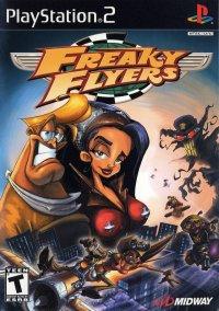 Обложка Freaky Flyers