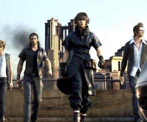 Tokyo Game Show 2013: новый трейлер Final Fantasy XV