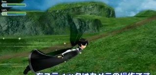 Sword Art Online: Lost Song. Геймплейный трейлер