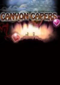Обложка Canyon Capers
