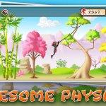 Скриншот Ninja Jump Kid - Super Fun Stick-man Run Action Game For Kids PRO – Изображение 1