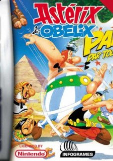 Asterix & Obelix: Paf! Them All!