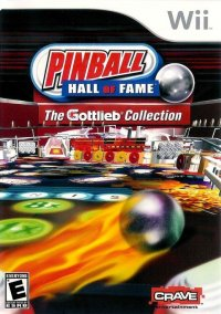Обложка Pinball Hall of Fame: The Gottlieb Collection