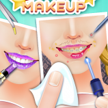 Скриншот Princess Lips Spa - Girl Games