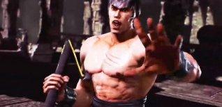 Tekken 7. Геймплейный трейлер
