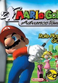 Обложка Mario Golf: Advance Tour