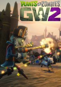 Обложка Plants vs. Zombies: Garden Warfare 2