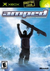 Обложка Amped: Freestyle Snowboarding