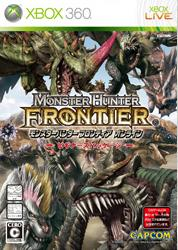 Обложка Monster Hunter Frontier Online