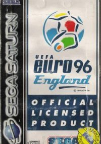 Обложка UEFA Euro 96 England