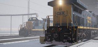 Train Sim World: CSX Heavy Haul. Официальный трейлер
