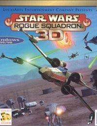 Обложка Star Wars: Rogue Squadron 3D