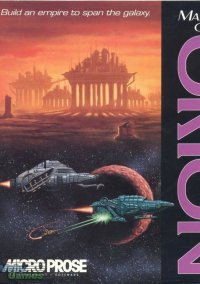 Обложка Master of Orion