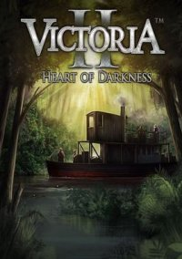 Обложка Victoria 2: Heart of Darkness