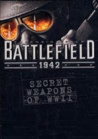 Обложка Battlefield 1942: Secret Weapons of WWII