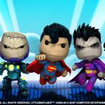 Скриншот LittleBigPlanet 2: DC Comics Premium Level Pack – Изображение 1