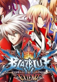 Обложка BlazBlue: Chrono Phantasma Extend