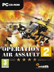 Обложка Operation Air Assault 2