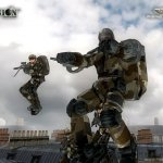 Скриншот Rising Eagle: Futuristic Infantry Warfare – Изображение 7