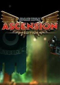 Обложка Space Hulk Ascension Edition