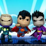 Скриншот LittleBigPlanet 2: DC Comics Premium Level Pack