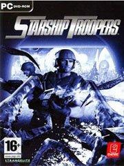 Обложка Starship Troopers