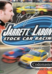 Обложка Jarrett & Labonte Stock Car Racing