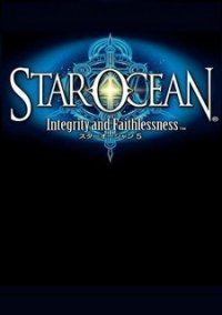 Обложка Star Ocean: Integrity and Faithlessness