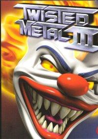 Обложка Twisted Metal III