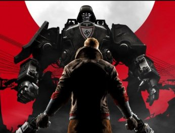 Hail Hydra! А помните Wolfenstein: The New Order?