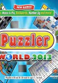 Обложка Puzzler World 2013