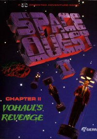 Обложка Space Quest 2: Vohaul's Revenge