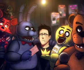 Автор Five Nights at Freddy's отреагировал на критику