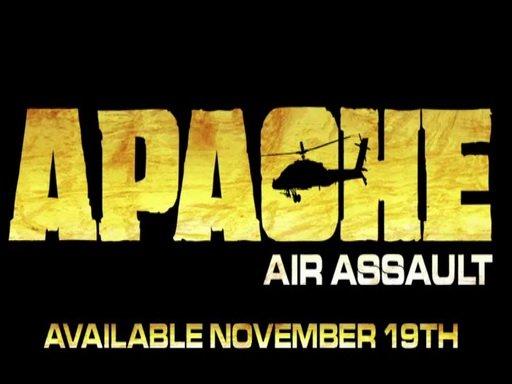 Apache: Air Assault. Дневники разработчиков