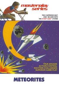 Обложка Meteorites