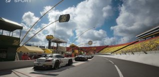 Gran Turismo Sport. Анонс даты релиза