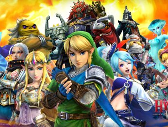 Рецензия на Hyrule Warriors Legends