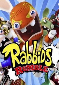 Обложка Rabbids Rumble