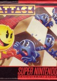 Обложка Pac-Attack