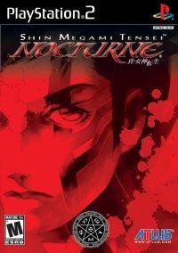 Обложка Shin Megami Tensei: Nocturne