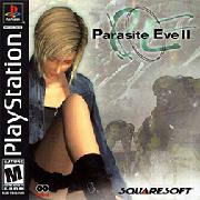 Обложка Parasite Eve 2
