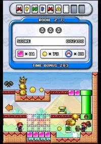 Обложка Mario vs. Donkey Kong: Minis March Again!