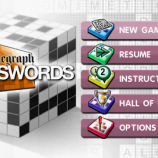 Скриншот Telegraph Crosswords